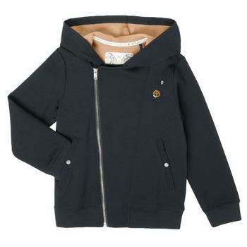 Clothing Boy Sweaters Ikks XS17033-02-J Black