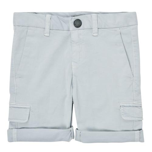 Clothing Boy Shorts / Bermudas Ikks XS25023-40-J Blue