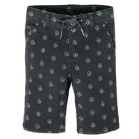 Clothing Boy Shorts / Bermudas Ikks XS25063-02-J Black