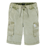 Clothing Boy Shorts / Bermudas Ikks XS25153-57-J Kaki
