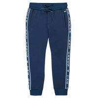 Clothing Boy Tracksuit bottoms Ikks XS23003-48-J Marine
