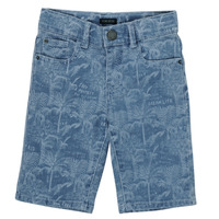 Clothing Boy Shorts / Bermudas Ikks XS25253-82-J Blue
