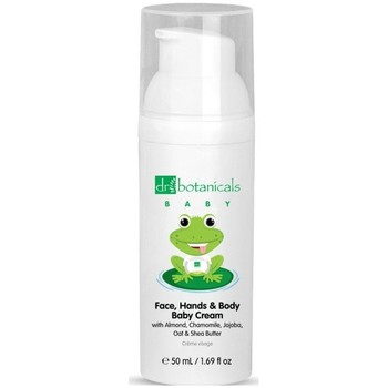 Beauty Hydrating & nourrishing  Dr Botanicals Face , Hands & Body Baby Cream