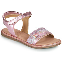 Shoes Girl Sandals Mod'8 PAGANISA Pink