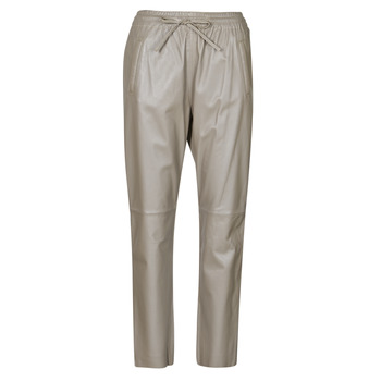 Clothing Women 5-pocket trousers Oakwood GIFT Grey