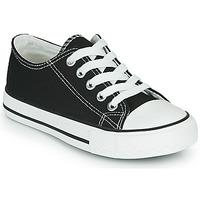 Shoes Children Low top trainers Citrouille et Compagnie OTAL Black