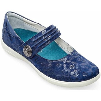 Shoes Women Flat shoes Padders Poem Womens Mary Jane Shoes blue