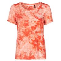 Clothing Women Short-sleeved t-shirts Les Petites Bombes BRISEIS Orange