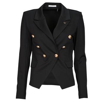 Clothing Women Jackets / Blazers Les Petites Bombes AGATHE Black