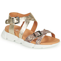 Shoes Women Sandals Philippe Morvan KAKI V1 Brown