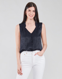 Clothing Women Tops / Blouses Liu Jo WA1044-T4758-93923 Marine