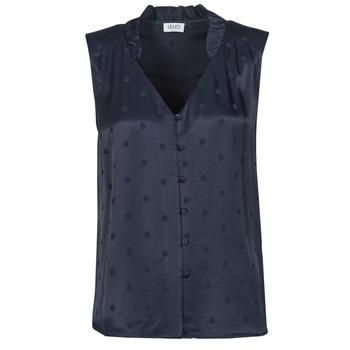 Clothing Women Tops / Blouses Liu Jo WA1044-T4758-93923 Marine