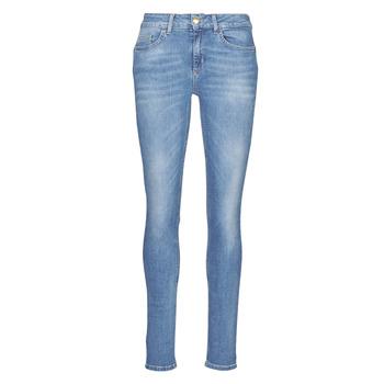 Clothing Women Slim jeans Liu Jo DIVINE Blue / Medium