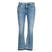 Clothing Women Bootcut jeans Liu Jo MONROE Blue / Medium