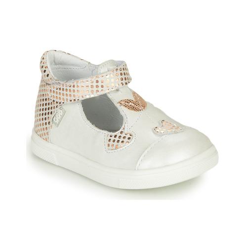 Shoes Girl Flat shoes GBB EMILA White