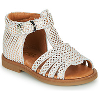 Shoes Girl Sandals GBB ATECA Pink