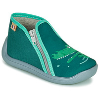 Shoes Girl Slippers GBB APOMO Green