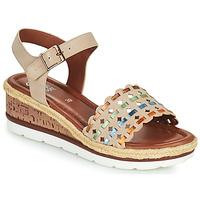 Shoes Women Sandals Ara CADIZ-S Beige