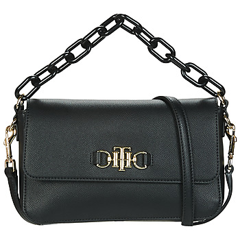 Bags Women Shoulder bags Tommy Hilfiger TH CLUB FLAP CROSSOVER Black