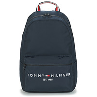 Bags Rucksacks Tommy Hilfiger TH ESTABLISHED BACKPACK Marine
