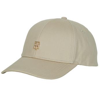 Clothes accessories Women Caps Tommy Hilfiger TH CAP Beige