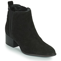 Shoes Women Mid boots Pepe jeans WATERLOO ICON Black