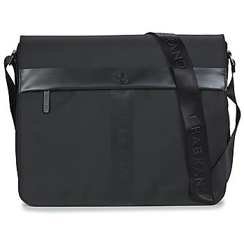 Bags Men Messenger bags Chabrand LISBOA MESSENGER Black