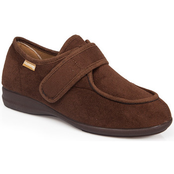 Shoes Slippers Calzamedi DOMESTIC AND / OR POSTOPERATIVE MEDIUM SHOES 3081 BROWN