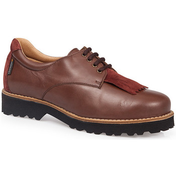Shoes Women Derby Shoes Calzamedi Shoes  ADAPTABLE BROWN