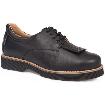 Shoes Women Derby Shoes Calzamedi Shoes  ADAPTABLE BLACK
