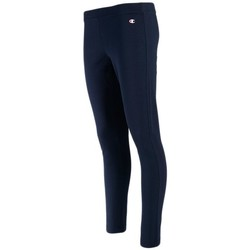 Clothing Women Leggings Champion Skinny Fit Leggings Navy blue
