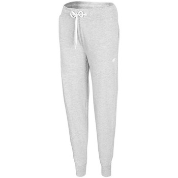 Clothing Women Tracksuit bottoms 4F SPDD300 Grey