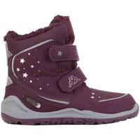 Shoes Girl Snow boots Kappa Cui Tex Violet