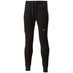 Clothing Women Tracksuit bottoms Mizuno Athletic Rib Pant W Black