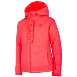 Clothing Girl Jackets 4F JKUDN001 Red