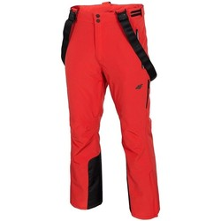 Clothing Men Jumpsuits / Dungarees 4F SPMN003 Red