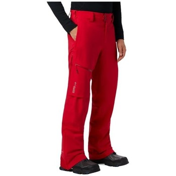 Clothing Men Trousers Columbia Snow Rival II Pant Red