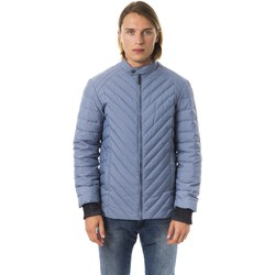 Clothing Men Jackets Byblos Blu
