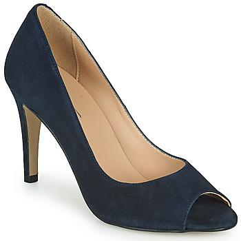 Shoes Women Heels Betty London EMANA Marine