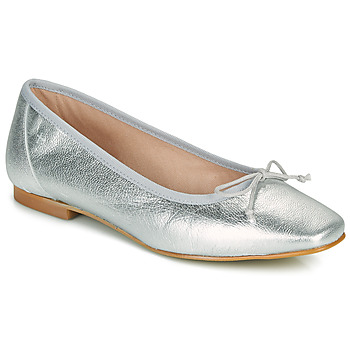 Shoes Women Flat shoes Betty London ONDINE Silver