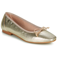 Shoes Women Flat shoes Betty London ONDINE Gold