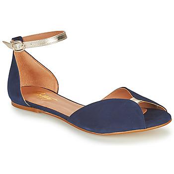 Shoes Women Sandals Betty London INALI Marine