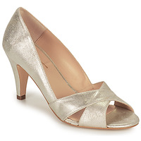 Shoes Women Heels Betty London OCHINA Silver