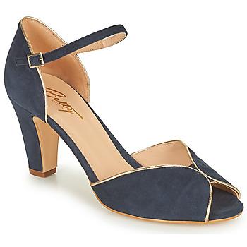 Shoes Women Sandals Betty London ORADI Marine