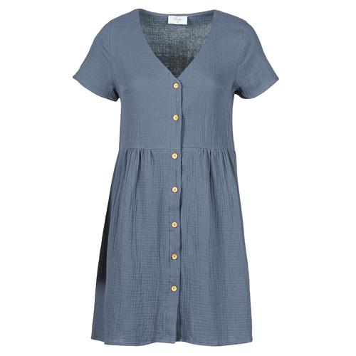Clothing Women Short Dresses Betty London MARDI Grey