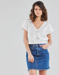 Clothing Women Tops / Blouses Betty London ODIME White