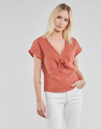 Clothing Women Tops / Blouses Betty London ODIME Terracotta