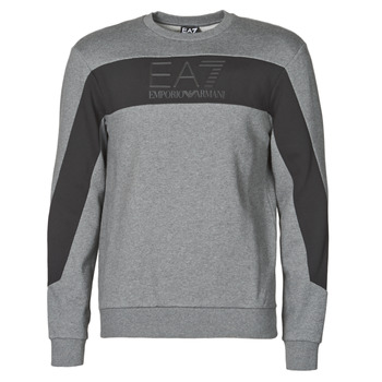 Clothing Men Sweaters Emporio Armani EA7 6HPM84-PJ07Z-3925 Grey
