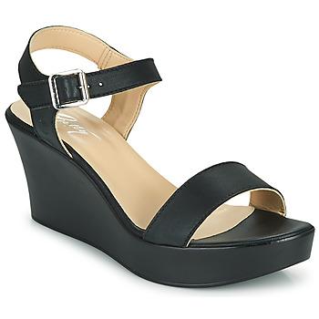 Shoes Women Sandals Betty London CHARLOTA Black