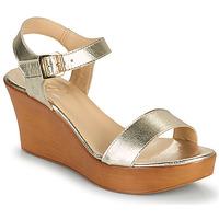 Shoes Women Sandals Betty London CHARLOTA Gold